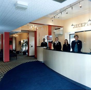 Antoinette Hotel meeting rooms