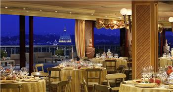 Meeting Rooms at Rome Cavalieri, Via Alberto Cadlolo, 101, Rome ...
