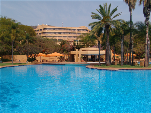 The Sun City Hotel meeting rooms
