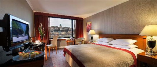 InterContinental Budapest meeting rooms