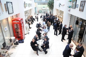 The Stansted Centre meeting rooms