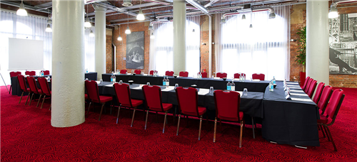 Meeting Rooms at The Place Aparthotel, The Place Aparthotel, Ducie Street, Manchester, United Kingdom