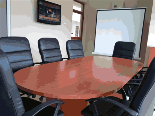 Midel Center meeting rooms