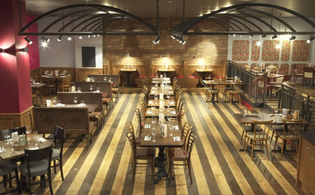 Zizzi Restaurant, Manchester Piccadilly meeting rooms