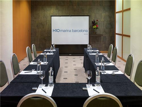 H10 Marina Barcelona meeting rooms