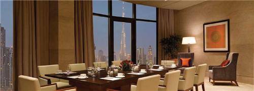 Oberoi Dubai meeting rooms