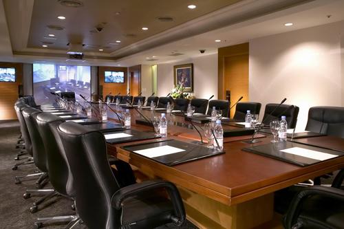 Grand Hi-Lai Hotel meeting rooms
