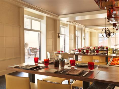 Four Seasons Hotel Prague meeting rooms
