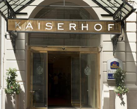 Best Western Premier Kaiserhof Wien meeting rooms