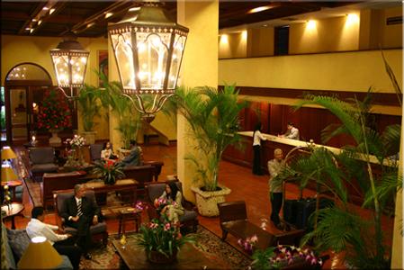 Hotel Santo Domingo meeting rooms