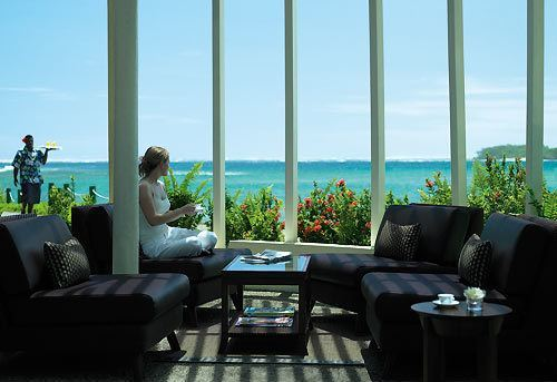 Shangri-La's Fijian Resort meeting rooms