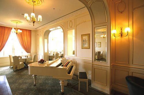 Eastern & Oriental Hotel meeting rooms