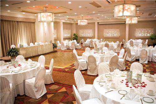 Hotel Ruby Foo's meeting rooms