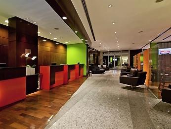 Mercure Sao Paulo Paulista meeting rooms