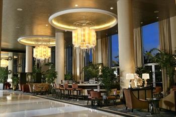 Hyatt Regency Century Plaza meeting rooms