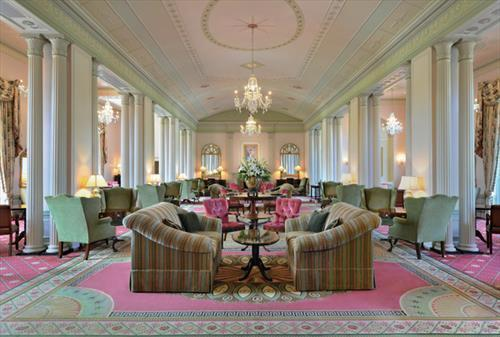 The Fairmont Hamilton Princess meeting rooms