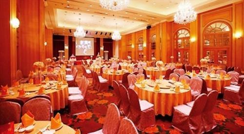Han-Hsien International Hotel meeting rooms