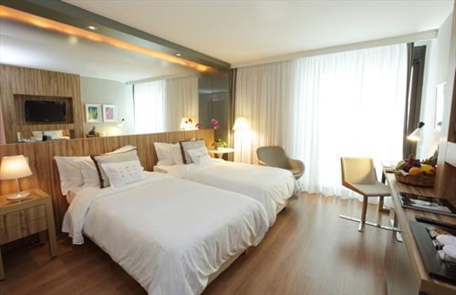 Pestana Rio Atlantica Hotel meeting rooms