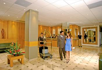 Grand Hotel Guayaquil meeting rooms