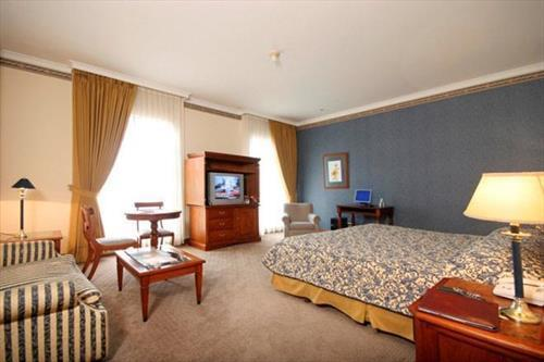Dann Carlton Hotel meeting rooms