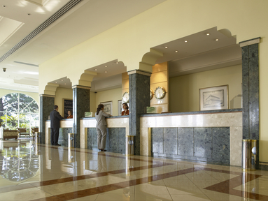 The Royal Palm Plaza Hotel meeting rooms