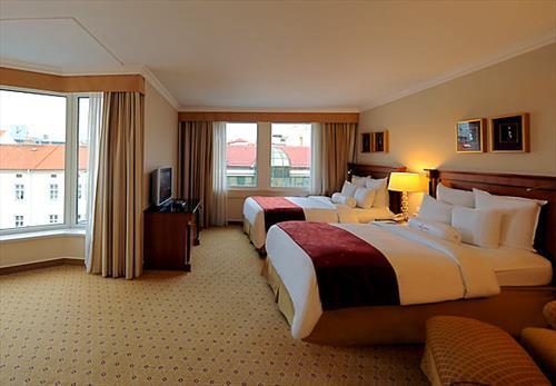 Prague Marriott Hotel meeting rooms