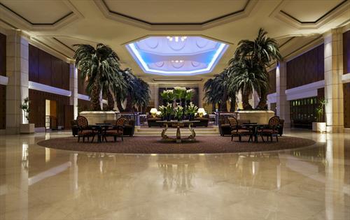 Le Meridien Amman meeting rooms