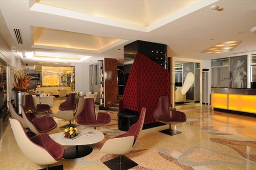 Antares Hotel Rubens meeting rooms