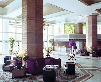 Taj Bengal meeting rooms