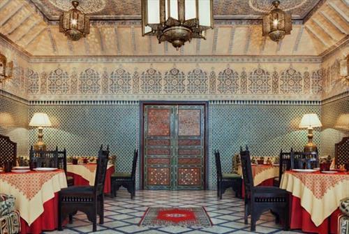 Royal Mansour Casablanca meeting rooms