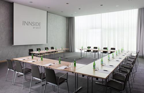 Meeting Rooms at INNSIDE Munich Parkstadt Schwabing, Mies-van-der-Rohe-Straße 10, Munich, Germany