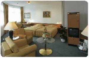 Hotel de Rome meeting rooms
