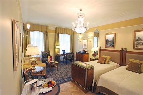 Grand Hotel Europe meeting rooms