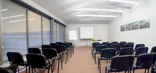 Navalis Hotel meeting rooms