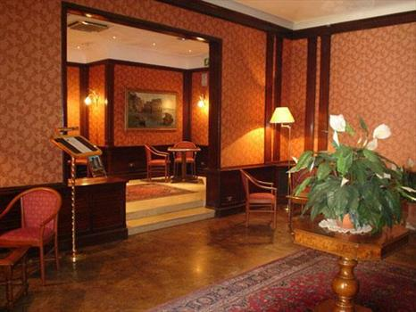 Cavour Hotel meeting rooms