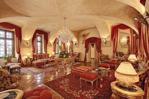 Alchymist Grand Hotel & Spa meeting rooms