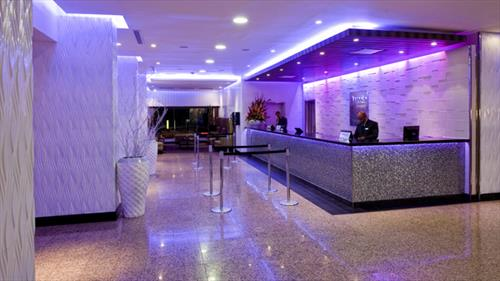 Barcelo Lina meeting rooms
