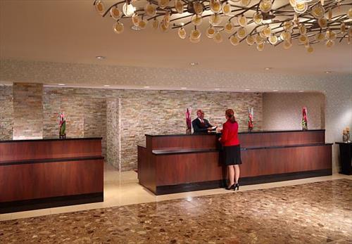 Marriott Atlanta Airport meeting rooms