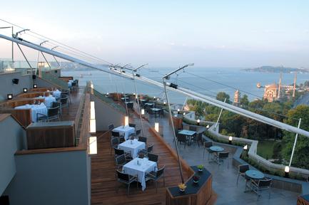 Swissotel The Bosphorus, Istanbul meeting rooms