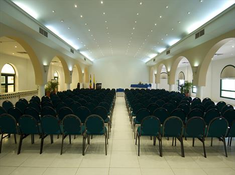 Caribe Hotel meeting rooms