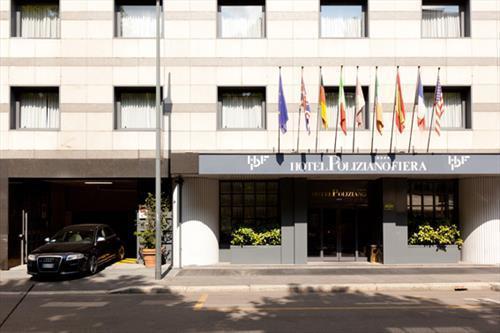 Hotel Poliziano Fiera meeting rooms