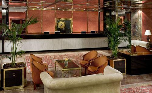 Melia Galgos meeting rooms