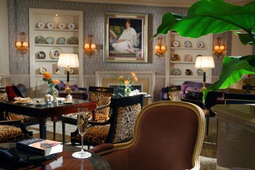 Four Seasons Hotel Alexandria meeting rooms