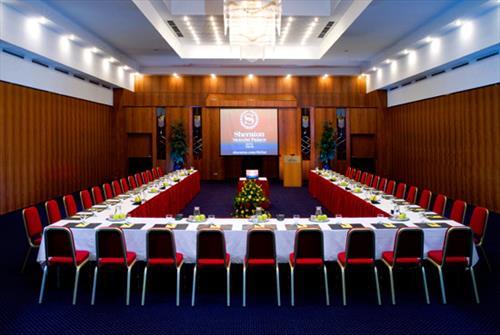 Sheraton Metechi Palace Hotel meeting rooms