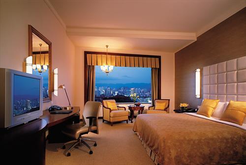 Shangri-La Hotel Fuzhou meeting rooms