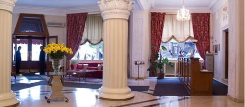 Grand Hotel Ukrainia meeting rooms