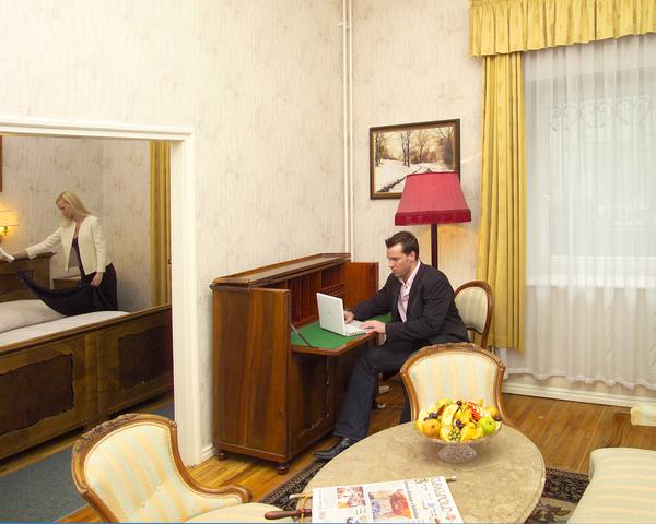 Best Western Pannonia Med Hotel meeting rooms