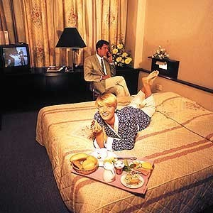 Fletcher Hotel Antwerpen meeting rooms