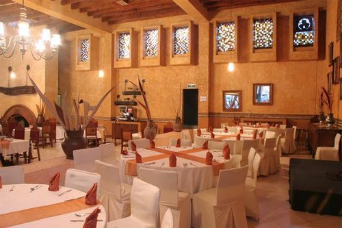 Real De Minas Queretaro Tradicional meeting rooms