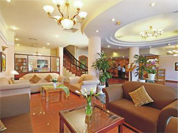 Que Huong - Liberty 4 Hotel meeting rooms